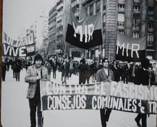 Chile un país con vista al olvido consensuado…Chile…a 40 años del golpe militar