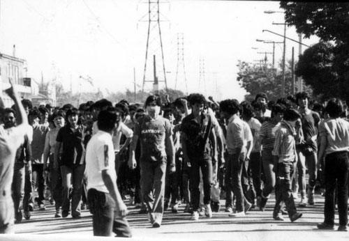 la Victoria 1984
