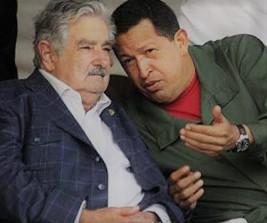 Hugo-Chavez-y-Jose-Mujica